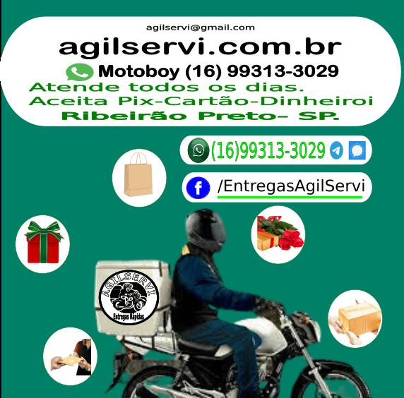 ÁgilServi Entregas Rápidas e Serviços de Motoboy