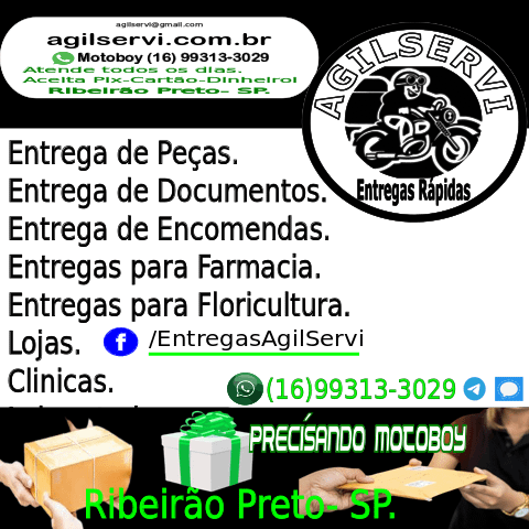 Ágil Express Motoboy Entregas