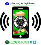 ÁGIL SERVI _ ENTREGAS RÁPIDAS